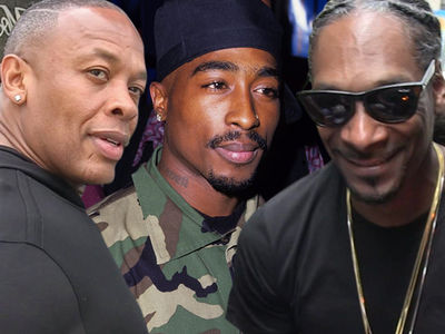 Tupac Shakur Hall of Fame Induction Locks In Snoop Dogg