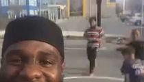 LeBron James Praised By Street Fight Hero ... Let's Team Up! (VIDEO)