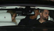 Jennifer Lopez and Alex Rodriguez Late Night Date Night