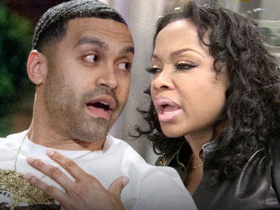 Apollo Nida On the Hunt for Millions in Phaedra Parks Divorce