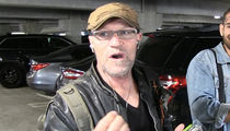 'Guardians of the Galaxy 2' Star Michael Rooker Wants to Keep His Movie Fin (VIDEO)