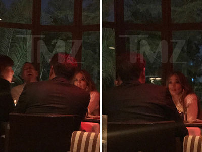 J Lo & A-Rod Laughing, Loving Life On Double Date (PHOTOS)