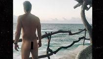 Kristin Cavallari -- Jay Butt-ler ... Buns Out In Mexico (PHOTO)