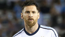 Lionel Messi Suspended 4 Games For Verbally Ripping Ref