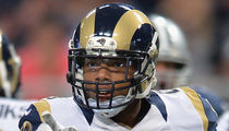 L.A. Rams' T.J. McDonald -- Charged with DUI