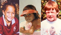 Guess Which WWE Superstars These Cute Kids Turned Into!