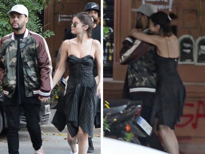 The Weeknd Cuts Selena Gomez's PDA Short in Argentina (VIDEO)