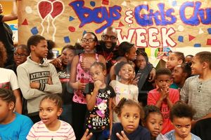 Rick Ross Surprises Atlanta Boys & Girls Club