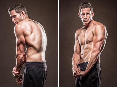 Tarek El Moussa Shows Off Ripped Bod (PHOTO GALLERY)