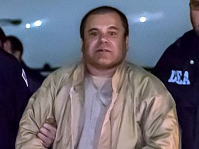 El Chapo Pissed He Can't Pray His Way in Prison