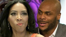 Kenya Moore's Ex Matt Jordan Gets Cold Shoulder From 'RHOA' Reunion