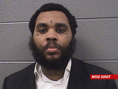 Kevin Gates Jail Hops to Chicago After Being Released in FL
