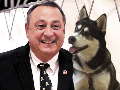 Death Row Dog Pardoned by Maine's Governor