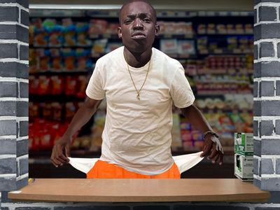 Bobby Shmurda's Making Peanuts in Prison Commissary