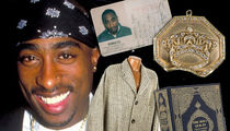 Tupac Shakur Memorabilia Auction Still A Go Despite Lawsuit Threats by Estate (PHOTO GALLERY)