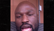 King Mo Says Rampage Is a Big Fat Joke ... Put Down the Donuts! (VIDEO)