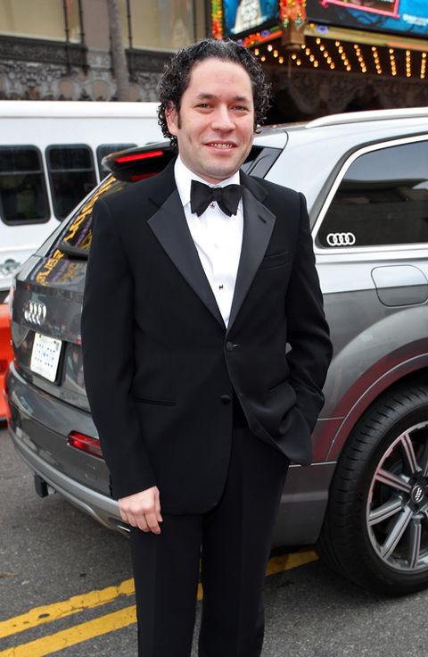 Gustavo Dudamel,  Music & Artistic Director, Los Angeles Philharmonic
