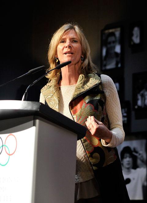 Barbara Kendall MBE, Olympian, Former IOC Member
