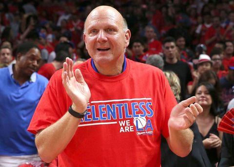 Steve Ballmer, LA Clippers owner
