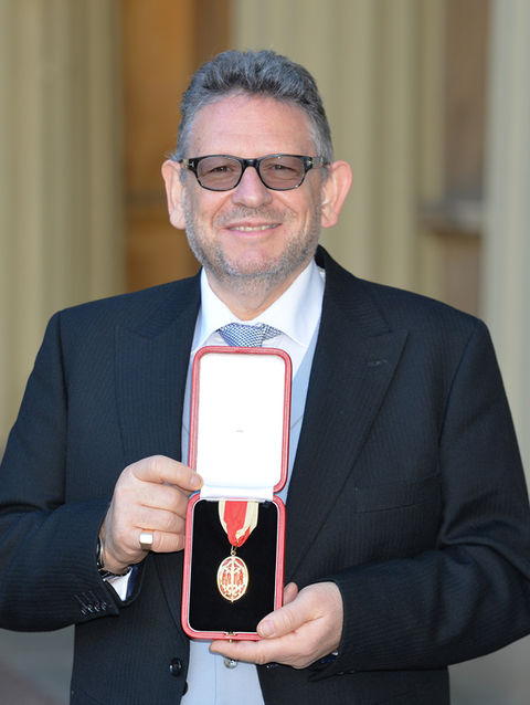 Sir Lucian Grainge, Chairman & CEO, Universal Music Group