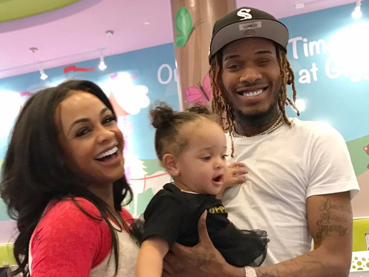 Fetty Wap Was His Daughter S Best Gift For 1st Birthday