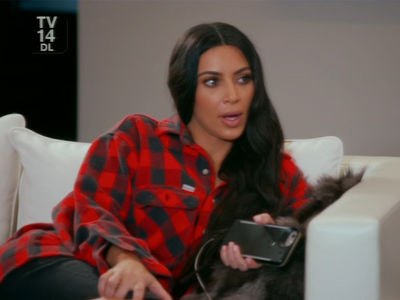 Kim Kardashian Looks for Surrogate for Third Child, Pregnancy Not an Option (VIDEO)