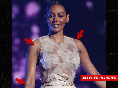 Mel B Says Husband Stephen Belafonte Beat Me Physically and Beat Me Down Emotionally