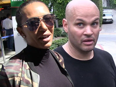 Mel B, Husband Stephen Belafonte Targeted Playboy Mansion for 3-Ways
