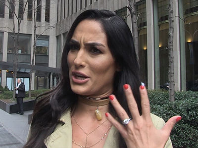 Nikki Bella Says John Cena Doesn't Want Kids ... 'So, We're Not Having Kids' (VIDEO)