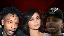 Kylie Jenner in Middle of 'Savage' Rap Beef, 22 Savage Drops Love Song 'Kylie's Daddy' (AUDIO)