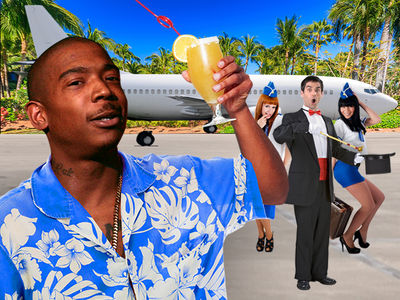 Ja Rule's Hosting a VIP Jet Party Before Fyre Festival in Bahamas