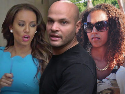 Mel B's Sister Rips Stephen Belafonte As 'Sorry Excuse of a Man'