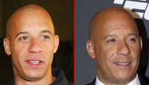 Vin Diesel: Good Genes Or Good Docs?