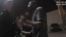 NFL's Marquis Bundy Arrest Video ... Wild, Dumb, Insane (VIDEO)