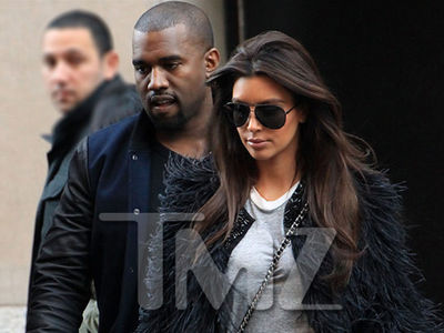 Kim Kardashian -- REBOUNDING with Kanye West