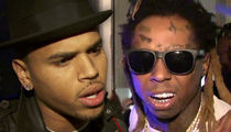 Chris Brown and Lil Wayne Targets in Federal Drug Case (PHOTO)
