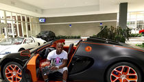Floyd Mayweather's Bugatti For Sale with $3.95 Million Price Tag! (PHOTOS + GALLERY)