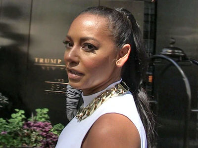 Mel B's Makeup Artist Says Belafonte Brutalized Her and He Covered Up Injuries