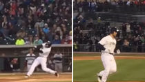 Tim Tebow Hits Home Run in First Minor League At-Bat (VIDEO)