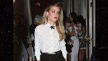 Amber Heard Leaves Gala After Medical Emergency