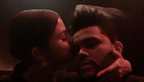 Selena Gomez and The Weeknd Pack On PDA At Friend's Bday Party