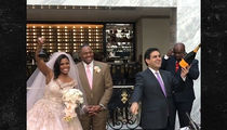 Omarosa Marries Pastor John Allen Newman At Trump D.C. Hotel