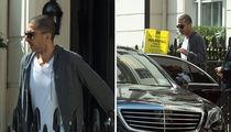 Janet Jackson's Estranged Husband Wissam Al Mana Back at Their House (PHOTOS)