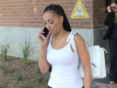 Mel B Asks for Police Help to Retrieve Sex Tapes from Nanny Lorraine Gilles' Storage Locker (VIDEO) (UPDATE)