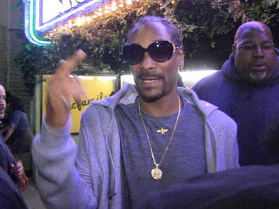 Snoop Dogg Says Jon Jones Is Greatest UFC Fighter Ever
