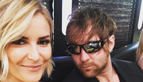 WWE Stars Dean Ambrose and Renee Young Got Married! (PHOTO)