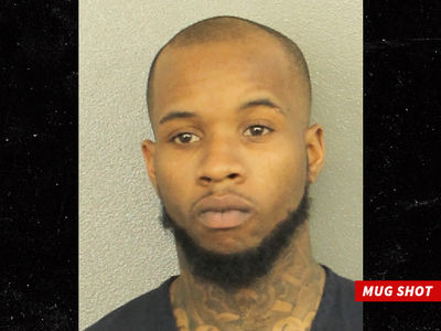 Tory Lanez Busted with Handgun (MUG SHOT)