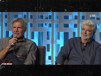 Harrison Ford Cracks On His Pilot Skills with George Lucas (VIDEO)