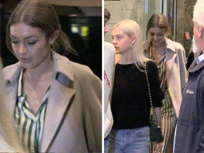 Gigi Hadid Gives Up the Tea On Her Killer Abs, She's No Kardashian (VIDEO)