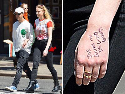 Joe Jonas Delivers 'Da Good Good' to GF Sophie Turner (PHOTO + GALLERY)